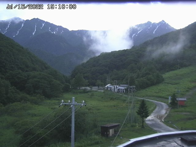 HAKUBA VALLEY 鹿島槍スキー場ライブカメラ