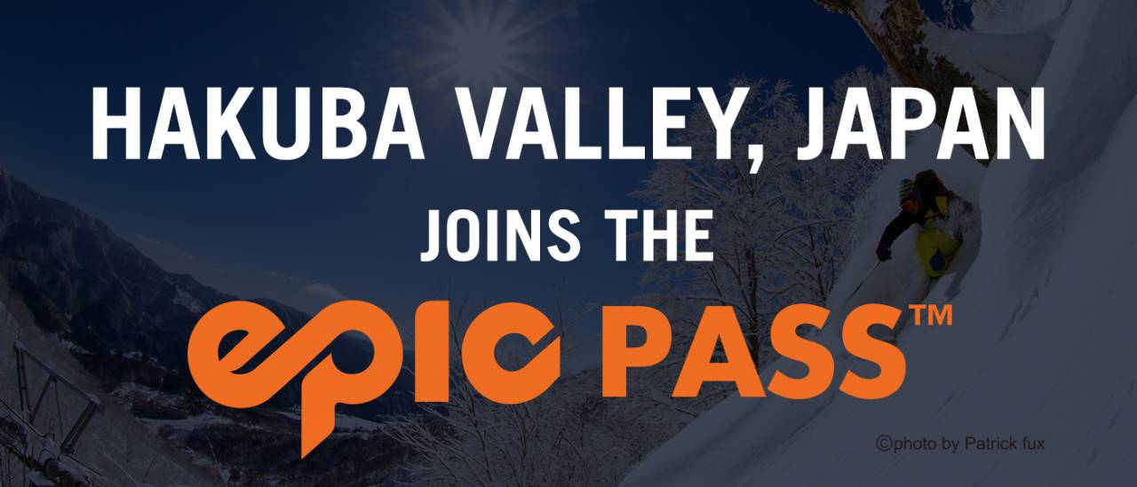 Epic Pass加入に関するお知らせ